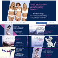 projekt cover photo czyli zdjęcie w tle do Facebooka, grafiki według profilu kolorystycznego firmy