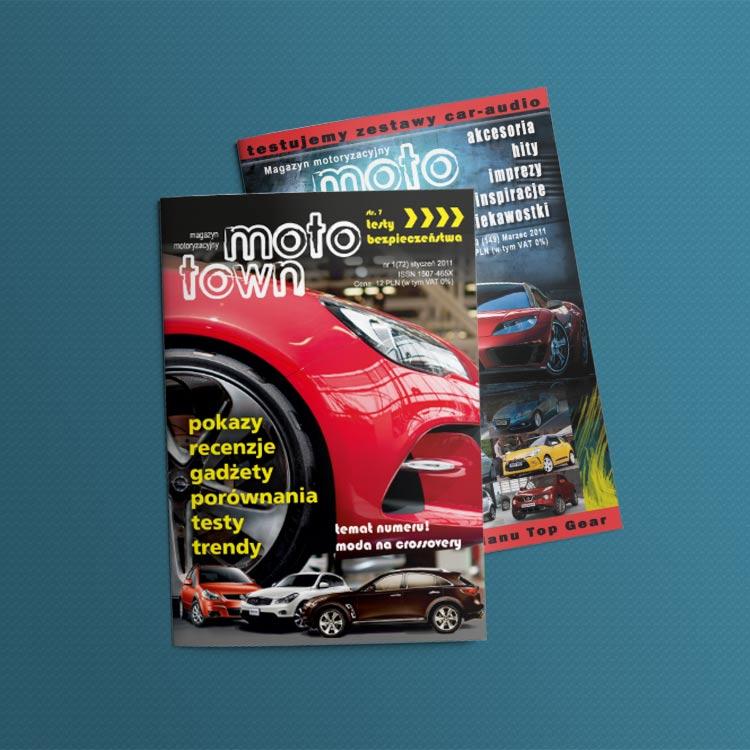 MotoTown – magazyn motoryzacyjny