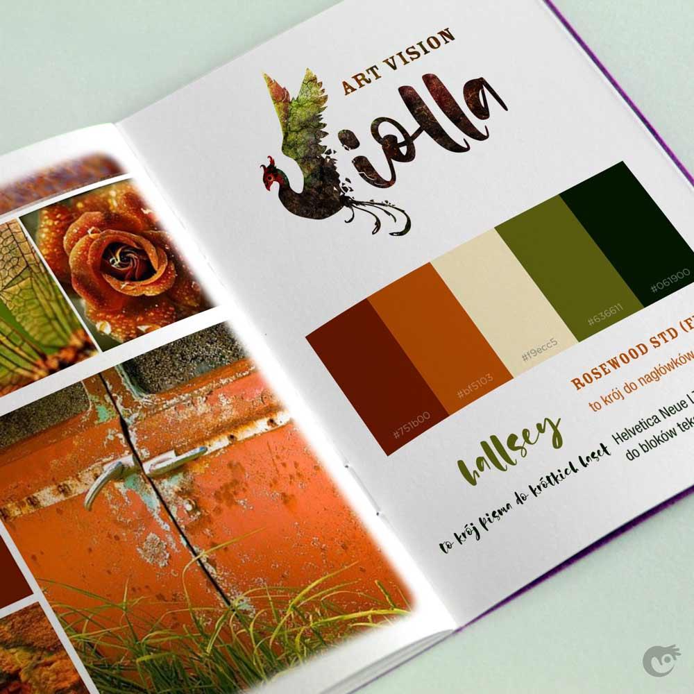 Art Vision Violla – pracownia handmade